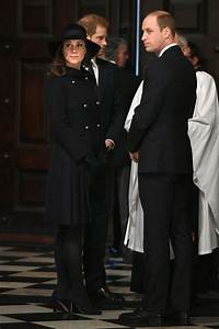 Royal Family Joined by Adele at Grenfell Tower Memorial ...