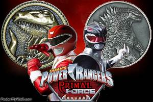 Power Rangers Godzilla Force - Bing images