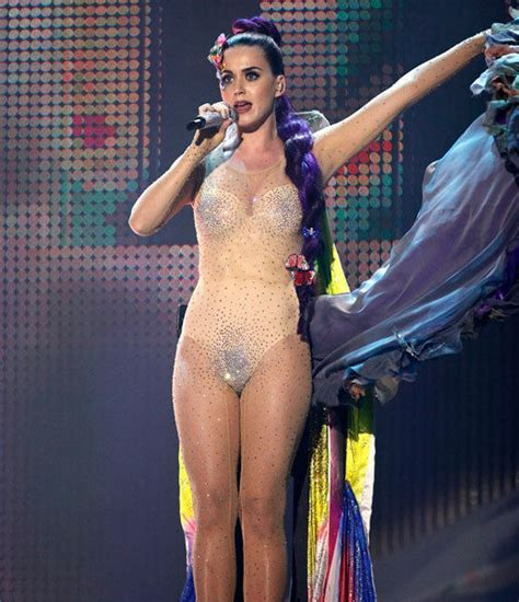 Katy Perry S Barefaced Cheek Singer Reveals Why She Isn T