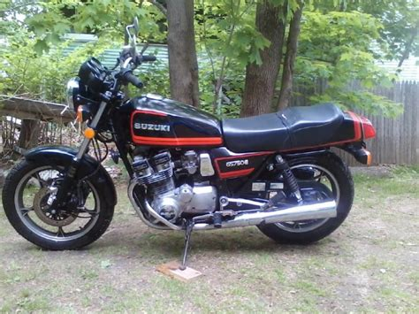Suzuki Gs750 Parts by Gs 750 1982 Motorcycles For Sale