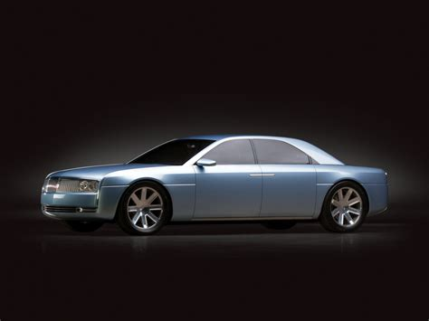 Lincoln Continental Prototype by Lincoln Continental Concept 2002 Concept Cars