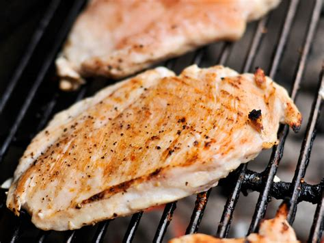 broiled boneless skinless chicken breast the best juicy grilled boneless skinless chicken breasts recipe serious eats