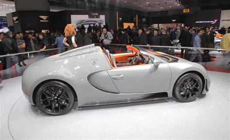 Bugatti veyron 16.4 grand sport vitesse blanche et bleue rastar 1/18 boite neuve. 2013 Bugatti Veyron 16.4 Grand Sport Vitesse Photos and Specs - RoadandTrack.com