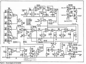 electronic drum schematics With synth schematicssh