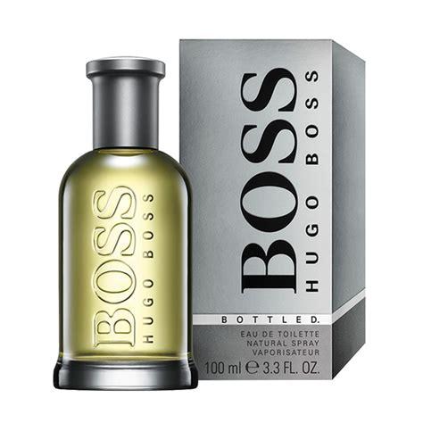 perfume hugo bottled eau de toilette masculino 100ml