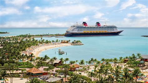 Banana Boat Disney Cruise by The Best Of Cruise Lines Idyllic Islands