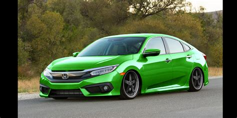 Modified Civic Parts by Modified 2016 Civic Sedan By Berlin City Honda Page 3
