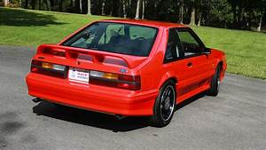 1993 Ford Mustang Cobra R: Most Expensive Fox Body Sold