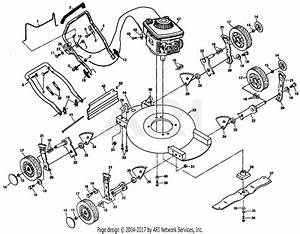 Poulan Pp800mx Mower Parts Diagram For Mower Assembly