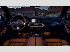2019 BMW X5 Interior Illumination HD Wallpaper #34