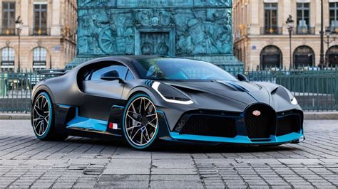 $600K Gets You A Spot In Line To Buy A 2020 Bugatti Divo ...