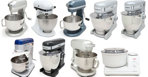 stand mixers end