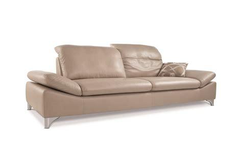 position canapé canapé cuir gentflex 2 5 places réglables multi