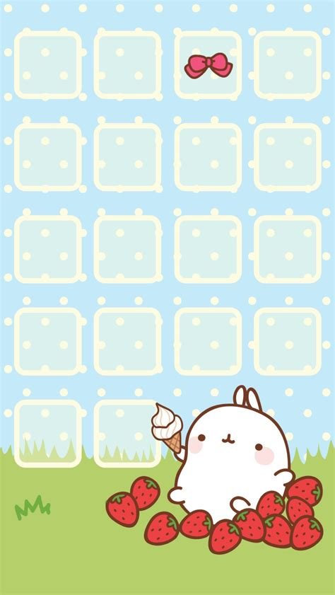 Kawaii Lock Screen Wallpaper For by Iphone 5 Lock Screen Wallpaper Search