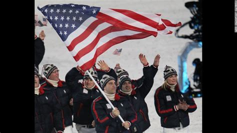 Warning to U.S. athletes No Olympic uniform outside Sochi venues - CNN