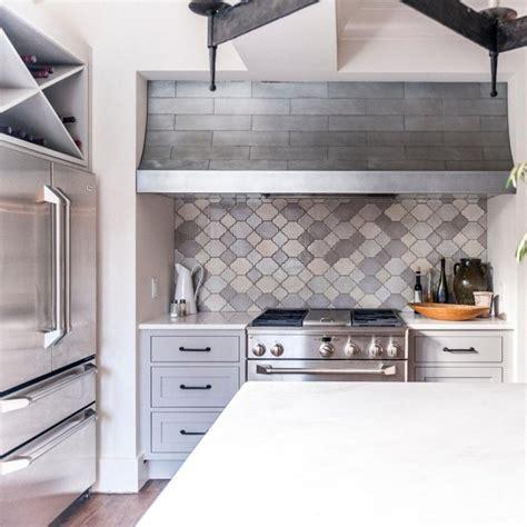 gray kitchen backsplash tile modern kitchen backsplash ideas for cooking with style 3922