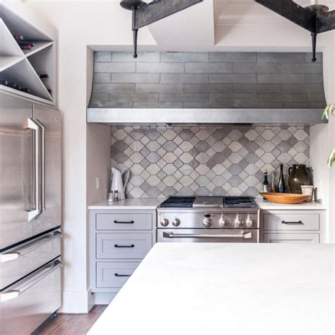 Kitchen Ideas With Stainless Steel Appliances - modern kitchen backsplash ideas for cooking with style