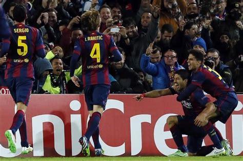 Video Barcelona vs PSG: Full Match Highlights: Catalans ...