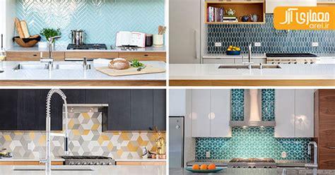 tile wallpaper for kitchen بررسی 8 نمونه کاشی در طراحی داخلی آشپزخانه آرل 6193