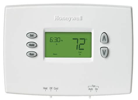 honeywell rth221b basic programmable thermostat wiring