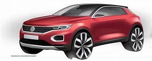 T Roc Volkswagen : vw t roc revealed news photos specs prices car magazine ~ Carolinahurricanesstore.com Idées de Décoration