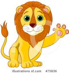 Free Lion Clip Art