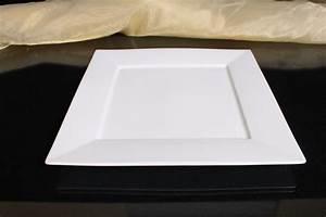 Geschirr Eckig Weiß : 6x teller servierteller flachteller porzellan eckig wei gastronomiebedarf 31cm ebay ~ Whattoseeinmadrid.com Haus und Dekorationen