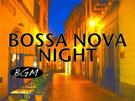 Bossa & Jazz Music For Relaxation!!bgm 作業用+勉強用カフェmusic