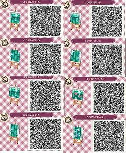 Acnl Qr Code Stone Tiles If Too Small Use Download Link At Right Of