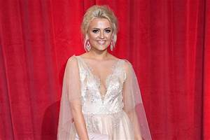 British Soap Awards: Corrie babe Lucy Fallon parties on ...