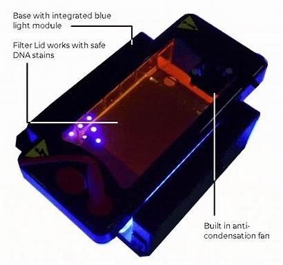 Gel Scientific Viewer Mini Cleaver Electrophoresis Package