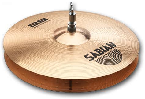 Sabian B8 Pro Rock Hi-hats Cymbals