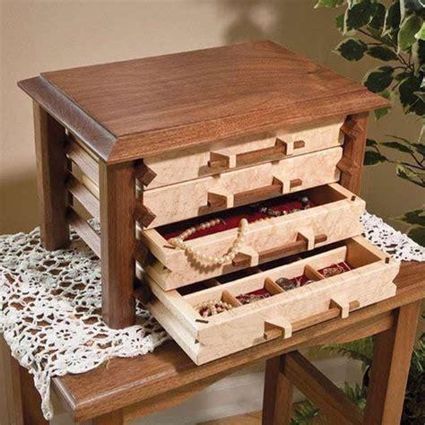 woodcraft magazine pagoda style jewelry box paper plan