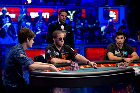 Final Table Viewing Guide Ten Questions About The 2013