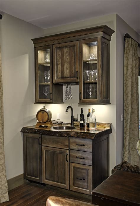 Crooked river or homes for sale & properties. Crooked River wet bar | Kitchen, Kitchen cabinets, Home decor