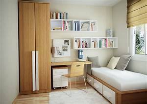 Small Bedroom Design Ideas – Interior Design, Design News