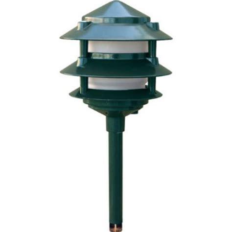 lv pagoda lights landscape lighting  voltage