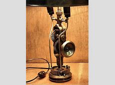 Gear Industrial Table Lamp • iD Lights