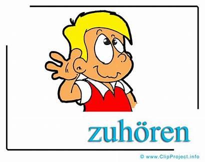 Zuhoeren Clipart Bild Utklipp Gratis Afbeeldingen Lytter