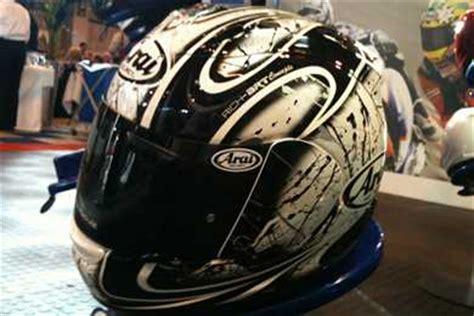 helmet review arai rx7 gp mcn