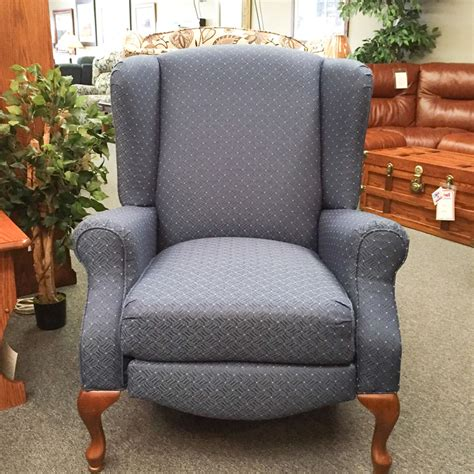 Slimline Recliners by Wingback Recliner To A New Age With A Regal Back And Slim