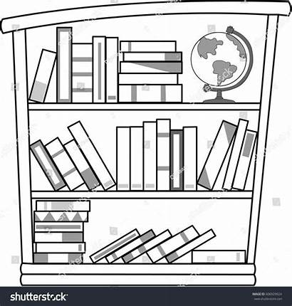Bookshelf Clipart Shelf Icon Transparent Webstockreview Inside
