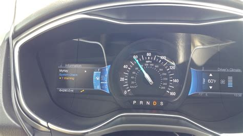 ford fusion warning lights 2013 ford fusion wrench warning light on 3 complaints