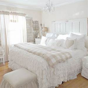 29, Easy, Shabby, Chic, Style, Bedroom, Ideas, To, Try, For, Your