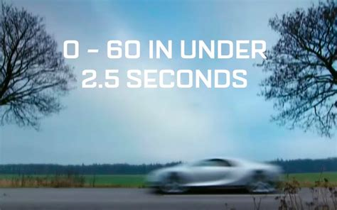 Michelin and the grand tour have just uploaded a video that goes into what makes the bugatti chiron such an incredible car. Video: The Grand Tour to set new top speed record in ...