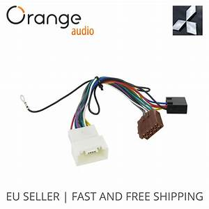 Wiring Harness Adapter For Mitsubishi Outlander 2007