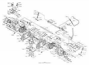 Dixon Ztr 5023  2000  Parts Diagram For T Hydros  Gearbox