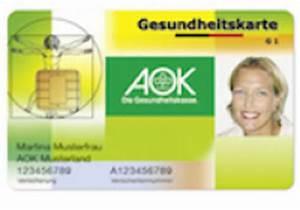 Aok Bayern Rechnung Einreichen : aok gesundheitspartner bundesverband egk die karte ~ Themetempest.com Abrechnung