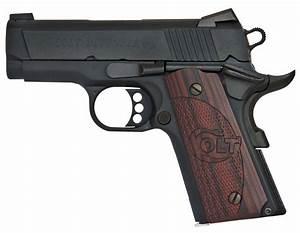 Colt 1911 Defender Single Action Pistol O7802xe  9mm  3