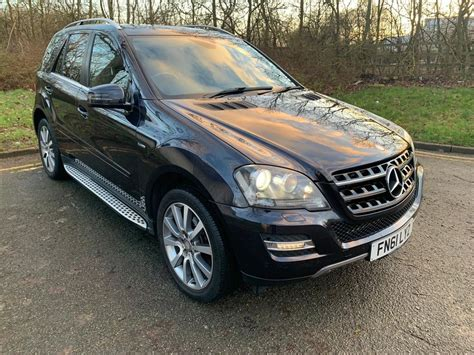 See pictures, prices, and more. Used Mercedes-benz M Class Suv 3.0 Ml350 Cdi Blueefficiency Grand 5dr in Milton Keynes ...